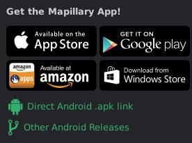 Descargar Mapillary para dispositivos móviles