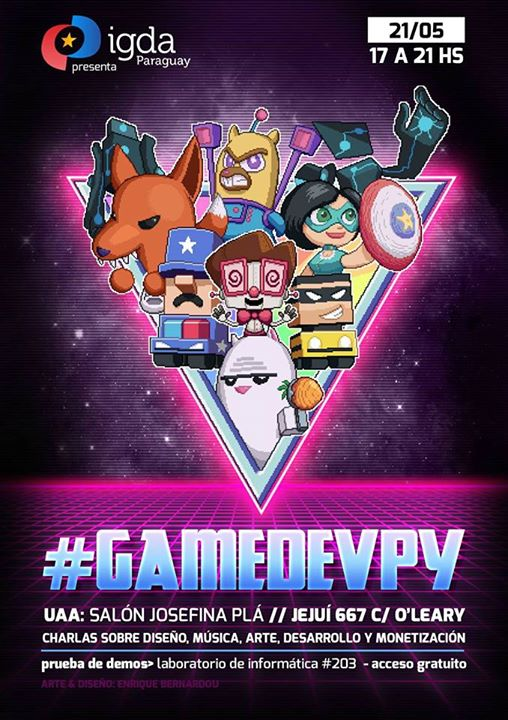 GameDev PY