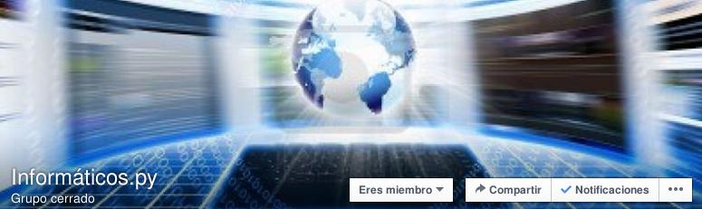 Informáticos.py en Facebook
