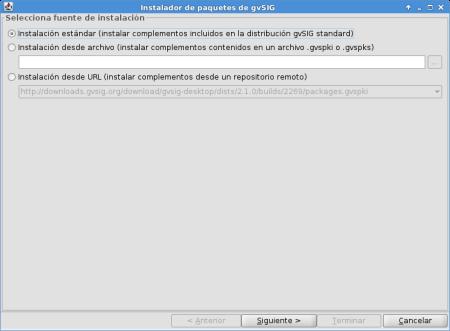 Instalar gvSIG 2.1 en Debian Jessie de 64 bits