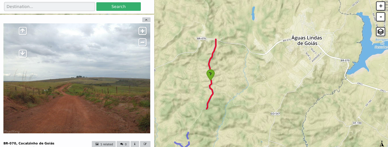 Mapillary - servicio de street view hecho por personas