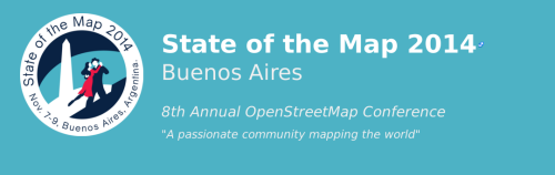 State of the Map 2014 Buenos Aires