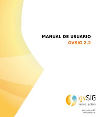 Manual de gvSIG 2.2 en español