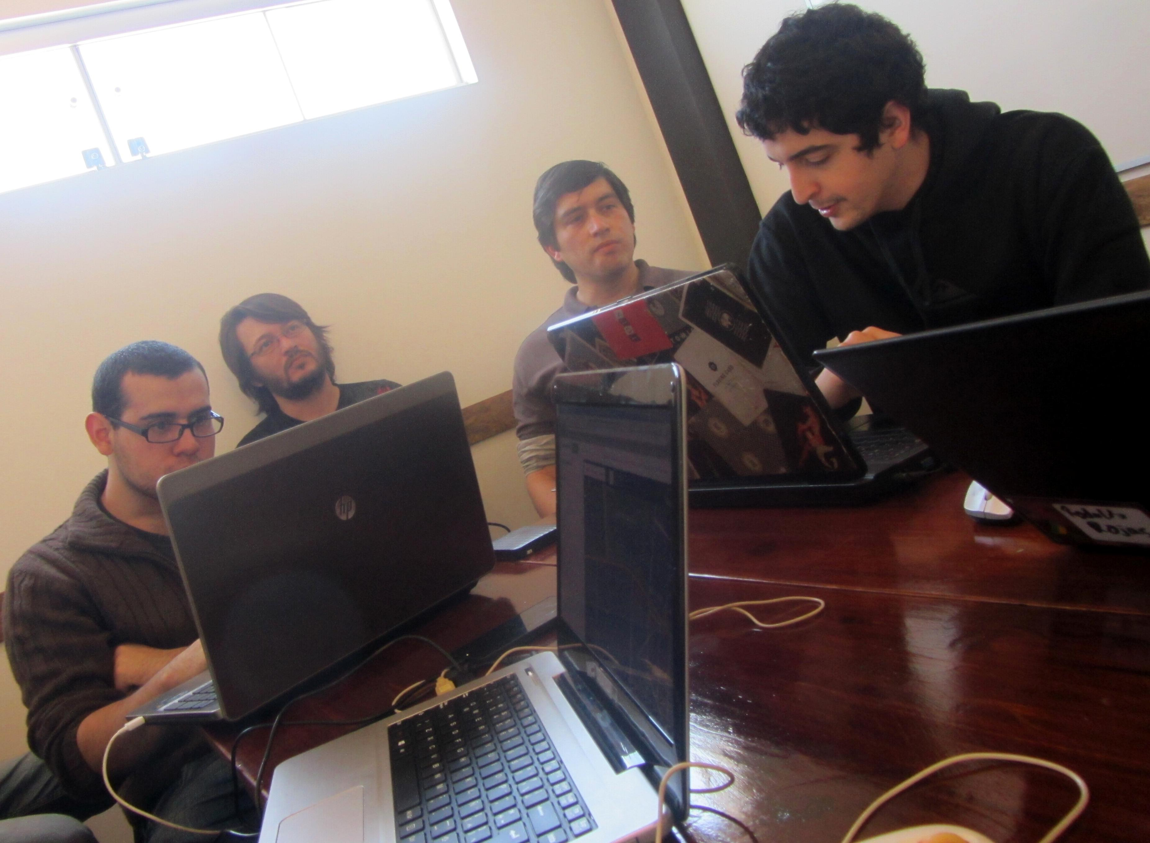 Mapathon OSM Paraguay