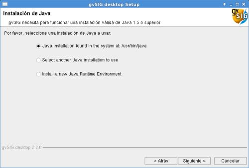 Instalar gvSIG 2.2 Debian Jessie de 64 bits