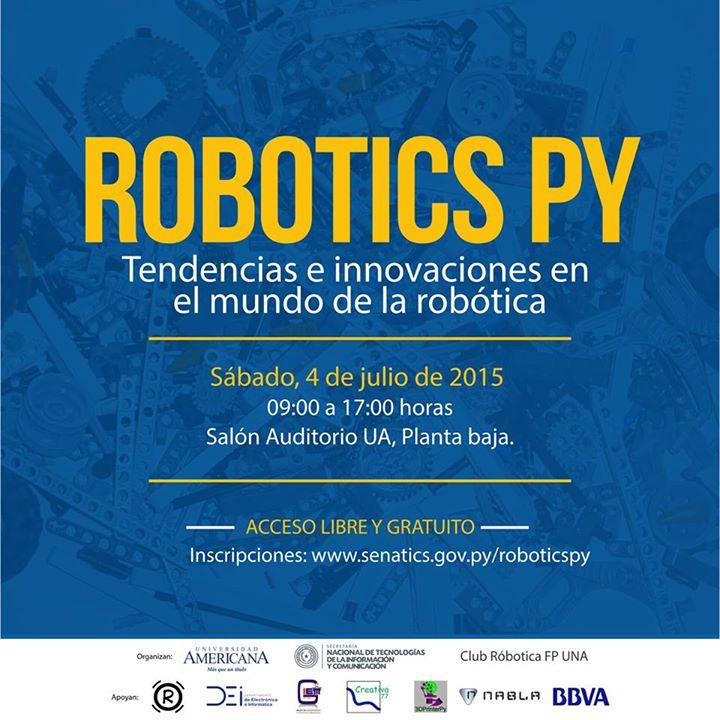 Robotics Paraguay