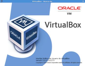 VirtualBox 5.0 en Debian Jessie