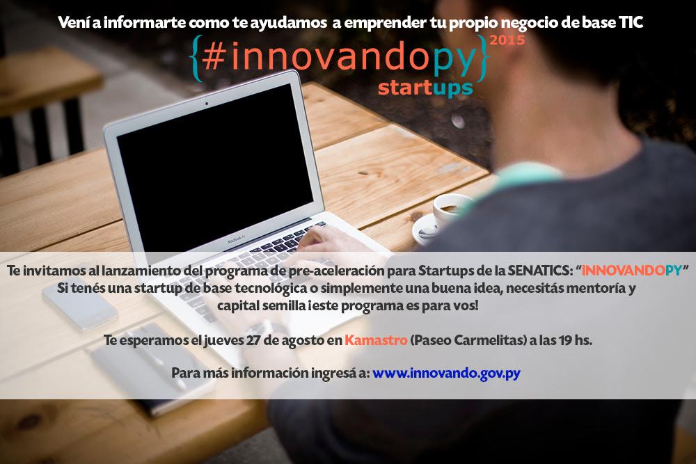 Innovandopy startups 2015