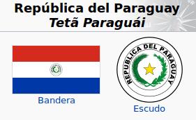 República del Paraguay Tetã Paraguái