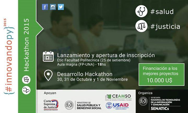 Innovandopy Hackathon 2015