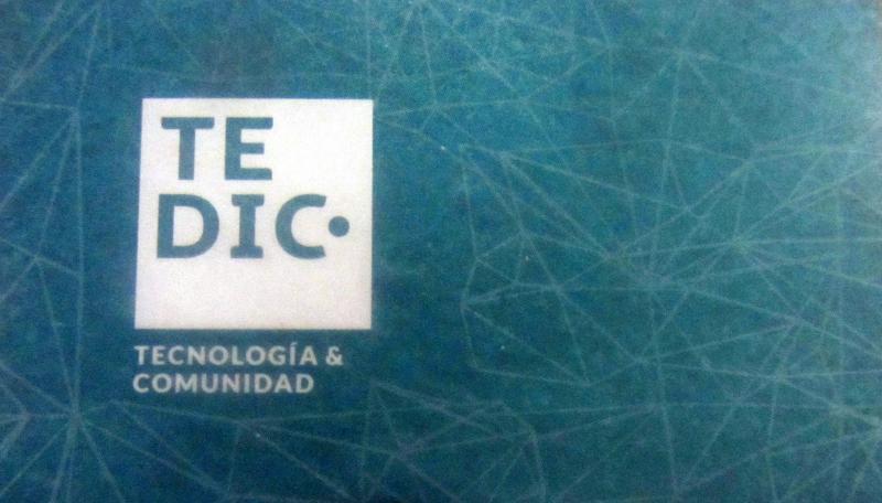 Tarjeta TEDIC