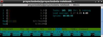 LXDE en Ubuntu 14.04.3 LTS