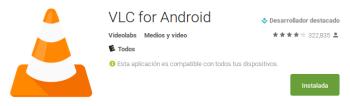 Descargar VLC para Android