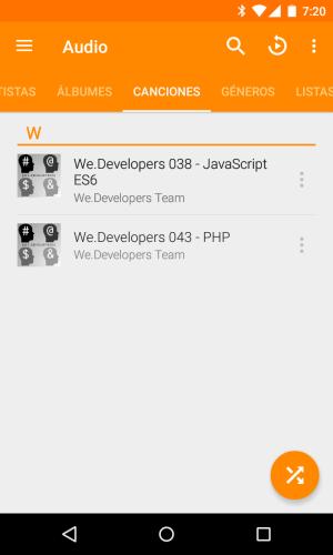 VLC en Android