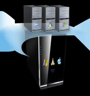 Servidor de virtualización