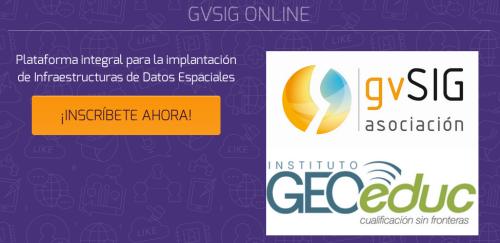 Webinar sobre Plataforma integral para la implantación de Infraestructuras de Datos Espaciales
