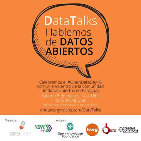 Open Talks 2016