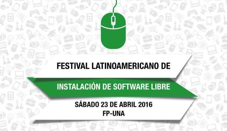 FLISoL 2016 San Lorenzo – Paraguay