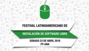 FLISoL 2016 San Lorenzo – Paraguay (imagen destacada)
