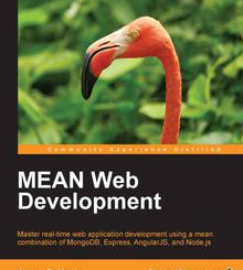 MEAN Web Development, ebook gratuito disponible durante las próximas 8 horas (imagen destacada)
