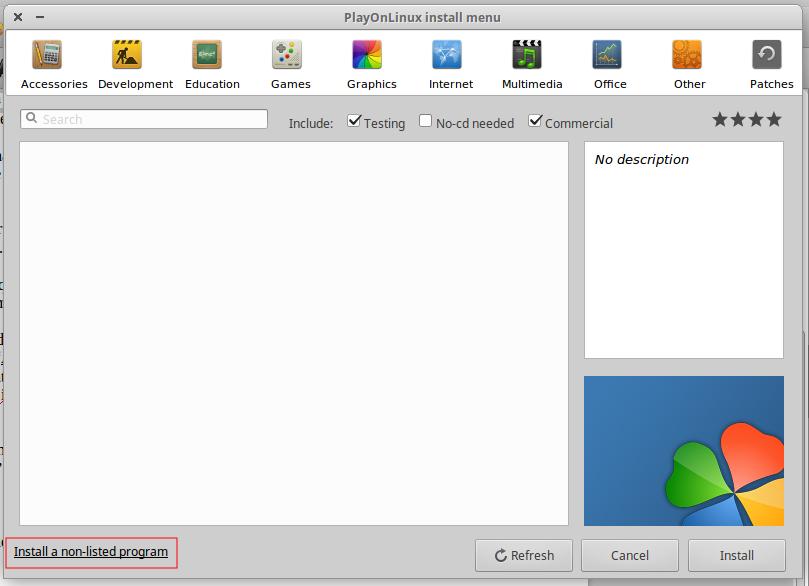 playonlinux ubuntu 16.04