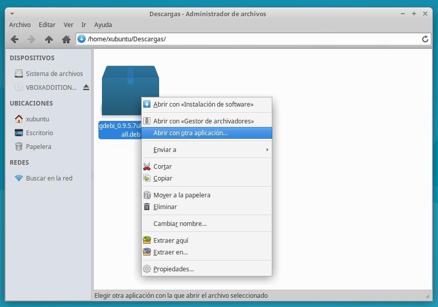 XUbuntu 16.04 LTS
