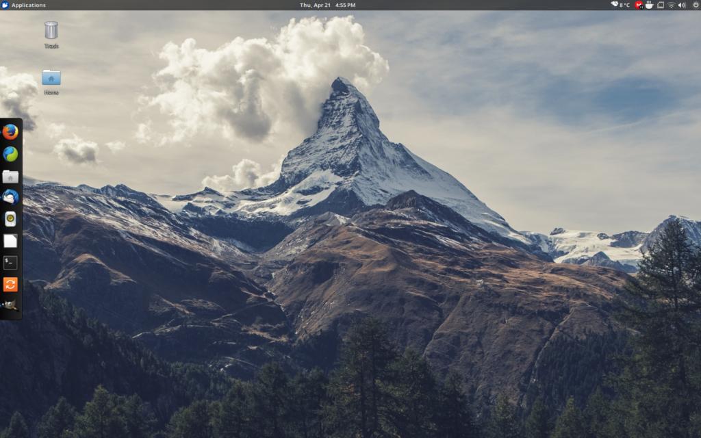Mi entorno de trabajo XUbuntu