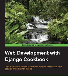 Web Development with Django Cookbook, ebook gratuito disponible durante las próximas 20 horas (imagen destacada)