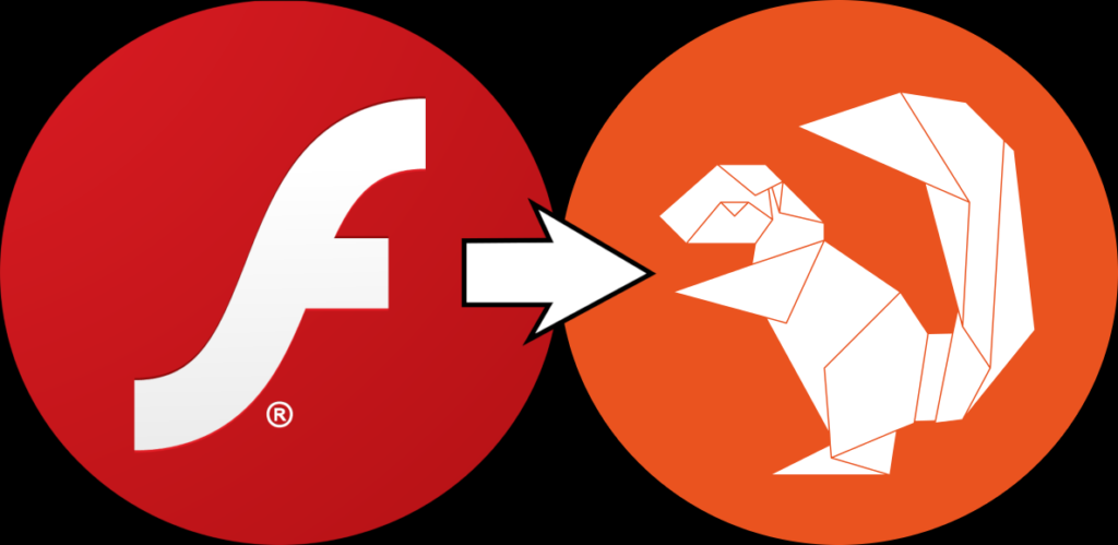 Flash en Ubuntu