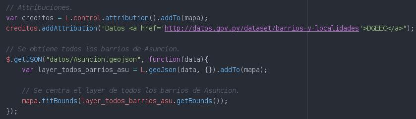 Agregamos la capa vectorial con datos GeoJSON