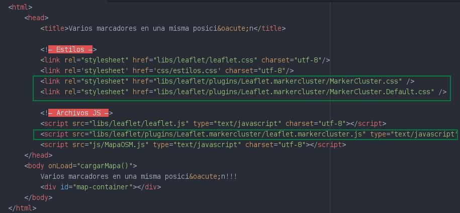 Agregar el plugin en el index.html