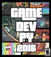 Game DevPY 2016 (imagen destacada)