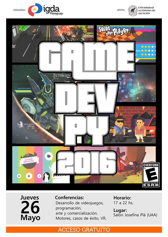 Game DevPY 2016