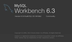 MySQL Workbench en Fedora 23 (imagen destacada)