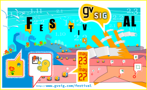 gvSIG festival (imagen destacada)