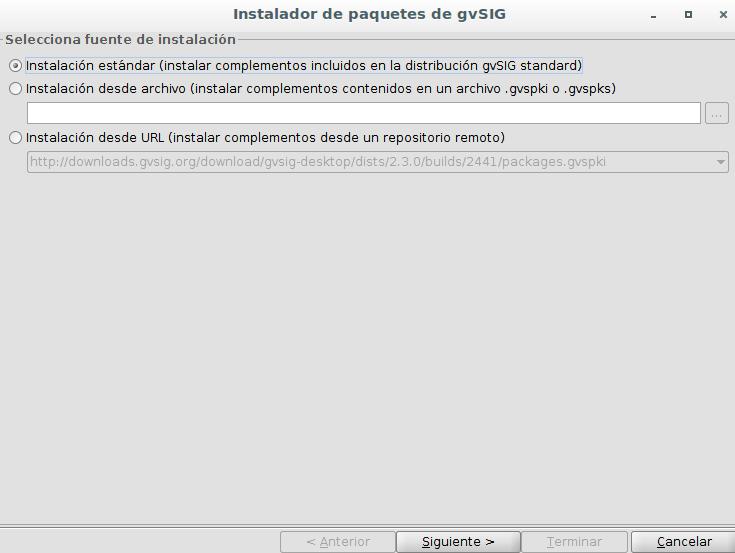 Instalar gvSIG 2.3 RC2 en Ubuntu 14.04 LTS de 64 bits