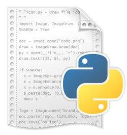 Script Python (imagen destacada)