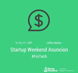 Startup Weekend Asunción (imagen destacada)