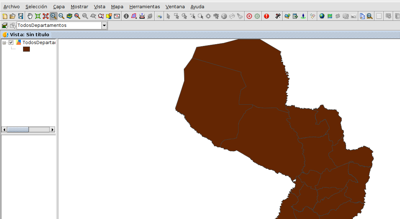 Usando gvSIG 2.3 RC2 en Ubuntu 14.04 LTS