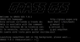 GRASS GIS 7 en Ubuntu 14.04 LTS (imagen destacada)