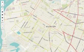 Mapa con el plugin Leaflet.draw (imagen destacada)