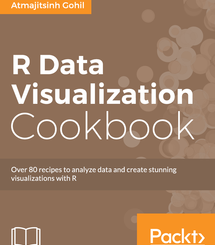 R Data Visualization Cookbook, ebook gratuito disponible durante las próximas 23 horas (imagen destacada)