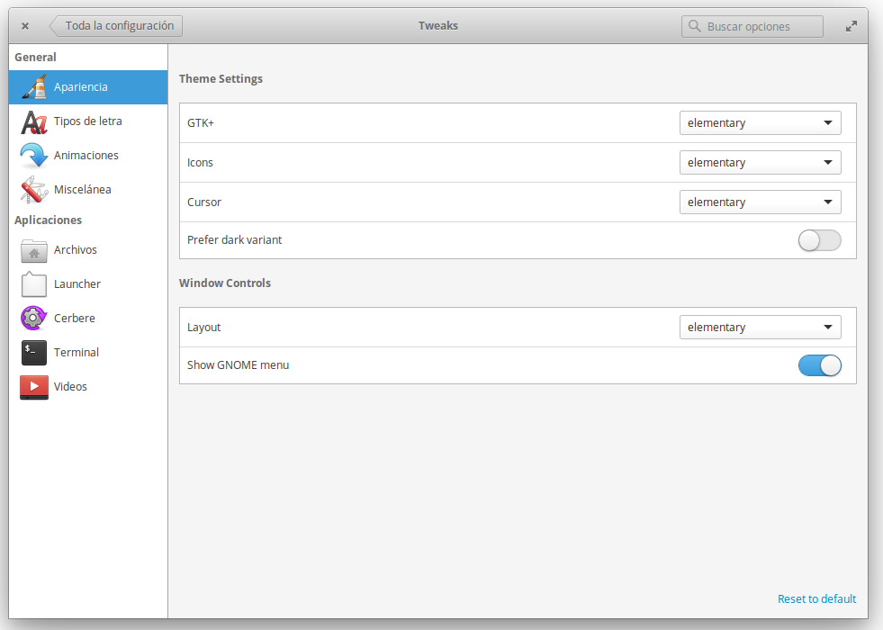 Elementary OS Loki 0.4