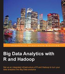Big Data Analytics with R and Hadoop, ebook gratuito disponible durante las próximas 23 horas (imagen destacada)