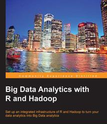 Big Data Analytics with R and Hadoop, ebook gratuito disponible durante las próximas 23 horas (imagen destacada)
