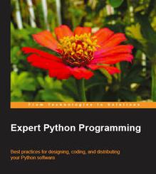 Expert Python Programming , ebook gratuito disponible durante las próximas 22 horas (imagen destacada)