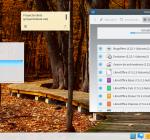 KDE 5.7.5 en Ubuntu 16.10