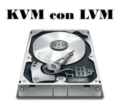 KVM con LVM