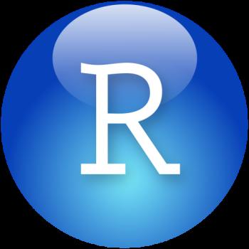 Logo RStudio