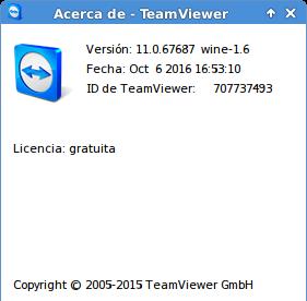 TeamViewer en Debian Jessie de 64 bits